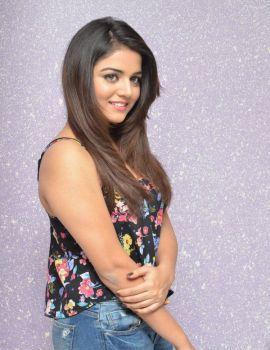 Wamiqa Gabbi Photos at Bhale Manchi Roju Movie Promotions