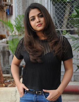 Wamiqa Gabbi Pics at Nannu Vadili Neevu Polevule Movie Promotions