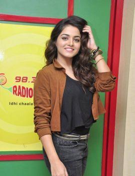 Wamiqa Gabbi Stills at Radio Mirchi