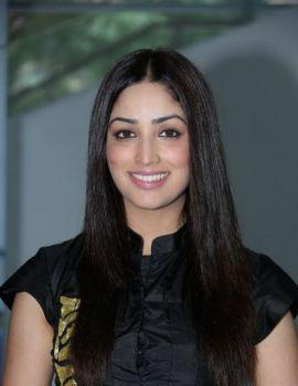 Yami Gautam at Gouravam Movie Trailer Launch