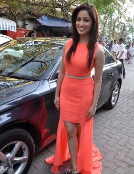 Yami Gautam at The Launch Of Femina Salon & Spa Special Issue