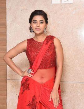 Yamini Bhaskar at Bhale Manchi Chowka Beram Pre Release