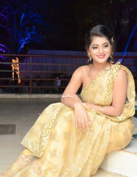 Yamini Bhaskar at Titanic Audio Launch