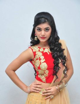 Yamini Bhaskar Photos at Keechaka Audio Launch