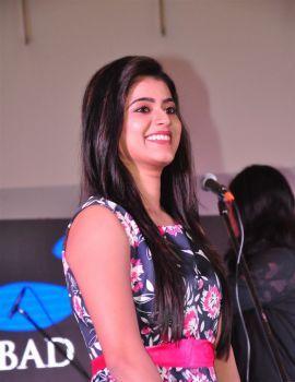 Yamini Bhaskar Stills at Hyderabad Lifestyle Expo 2016 Launch