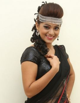 Yamini Bhaskar Stills at Rabhasa Audio Launch
