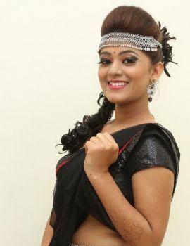 Yamini Bhaskar Stills at Rabhasa Audio Launch