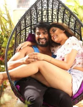 Yamini Bhaskar Stills from Kothaga Maa Prayanam Movie