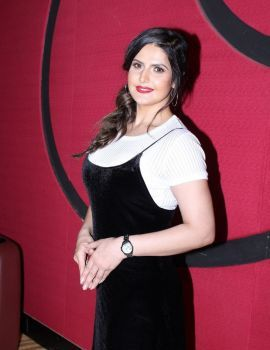 "Zareen Khan at Film ""Aksar 2"