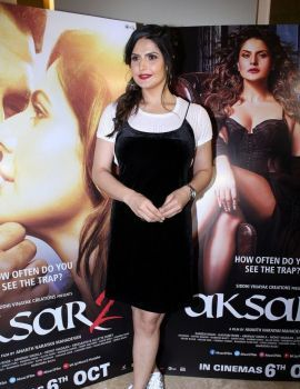 "Zareen Khan at Film ""Aksar 2"